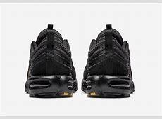 Nike Air Max Plus 97 Black Orange CD7862 001 Release Info