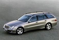 Mercedes E Klasse T Modell S211 2003 2004 2005