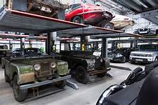 Jaguar Land Rover Classic Works Inside The Factory