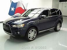 auto body repair training 2011 mitsubishi outlander user handbook sell used 2011 mitsubishi outlander xls sunroof leather 20 s 60k texas direct auto in stafford