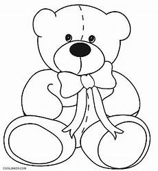 Ausmalbilder Weihnachten Teddy Printable Teddy Coloring Pages For Cool2bkids
