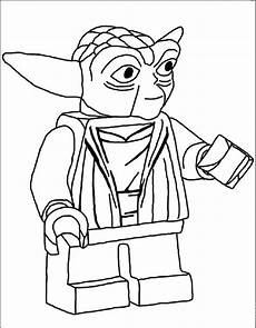 Lego Wars Yoda Ausmalbilder Lego Wars Coloring Pages Best Coloring Pages For