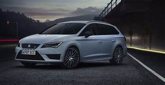 Seat Leon ST Cupra 280 Spanish Hot Hatch Turns Wagon