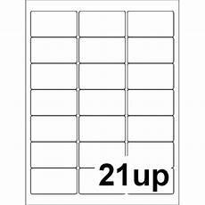 a4 sheet address labels white 21 up 63 5mm x 38 1mm