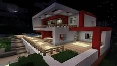 minecraft modern house 1 modernes haus hd