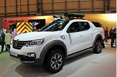 renault up truck renault alaskan uk launch postponed parkers