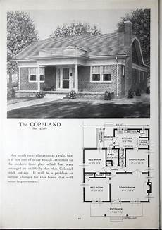 small brick house plans homes of brick and stucco floor plans vintage house