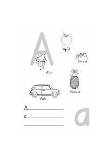 Kinder Malvorlagen Basisschrift Unterrichtsblatt Basisschrift A Vorschulideen