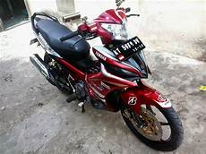 Variasi Motor Jupiter Mx by Modifikasi Motor New Jupiter Mx Karya Anak Bontang