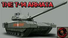T 14 Armata Russian Battle Tank Tank Overview