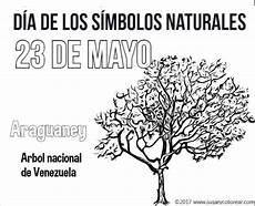 simbolos naturales del estado cojedes para colorear venezuela 23 de mayo s 237 mbolos naturales jugar y colorear