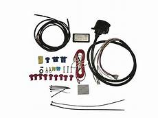 towbar wiring kit 7 c2 universal 12n single electrics with pdc control