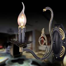 2016 vintage wall ls europe classical wall light e27 base candle light bedside wall fixtures