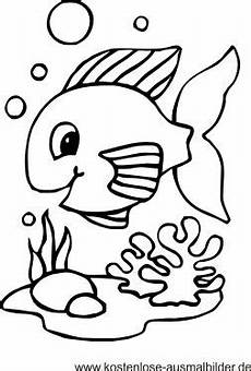 ausmalbilder wasser ausmalbilder fische zeichnen ausmalen