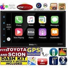 how it works cars 2000 toyota ipsum instrument cluster for 2000 2015 toyota scion apple carplay navigation works with iphone am fm usb bluetooth