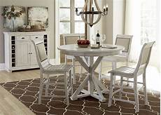 Distressed Dining Room Table And Chairs