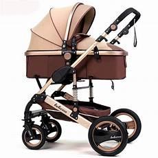 luxury baby stroller newborn carriage infant travel car