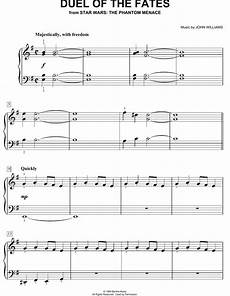 duel of the fates sheet music duel of the fates sheet music
