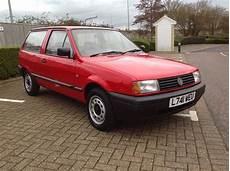 Vw Volkswagen Breadvan Polo Fox 1 0 1994 Mk2 Low Mileage 2