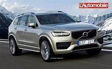 Volvo Xc60 Neues Modell 2017 - second spa based 2017 volvo xc60 rendered detailed