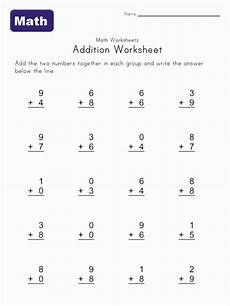 simple addition worksheet 3 with images math addition worksheets multiplication worksheets