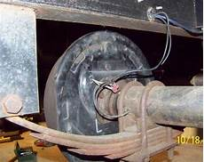1987 Sunline Saturn 16 Travel Trailer Pigtail Wiring