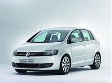 2009 volkswagen golf plus collectors edition top speed