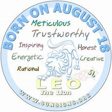 August Birthday Horoscope Astrology In Pictures