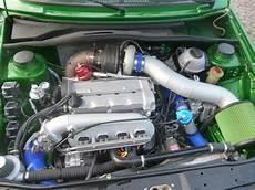 Vw Golf 2 16v Turbo Cft Motortec