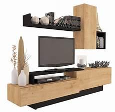 meuble tv kastle ch 234 ne et noir pas cher meuble tv but