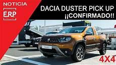 dacia duster eu neuwagen 54054 dacia duster up 2019 confirmado suv 4x4