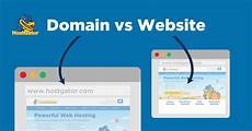 what s the difference between a domain website hostgator blog
