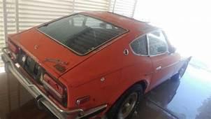 1971 Datsun 240Z Project Or Parts Car In Arizona  Classic