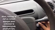 Probl 232 Me D Antid 233 Marrage Renault Astuce Pour Le