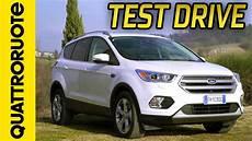 nuova ford kuga il test drive di quattroruote