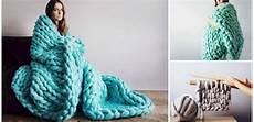couverture geante voici comment tricoter cette couverture g 233 ante en