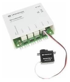 len ohne kabel tams elektronik 55 01015 01 c sas 1 servodecoder bausatz
