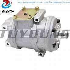 automobile air conditioning repair 1997 acura cl auto manual 10pa17c car ac compressor body for acura cl honda accord pn 1220009 4720133 tem275593 in a c