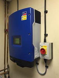 sma solar inverter staffs electrical solutions