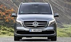 Mercedes V Klasse Facelift 2019 Motor Autozeitung De