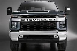 Chevrolet Goes Big With The 2020 Silverado HD  GearJunkie