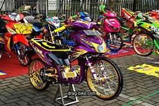 Modifikasi Honda Beat Fi Velg 17 by 50 Foto Gambar Modifikasi Beat Kontes Racing Jari