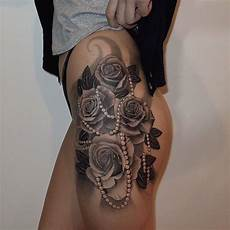 101 Sexiest Thigh Tattoos For