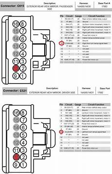 2010 ford f 150 mirror wiring diagram got my mirrors wiring question page 3 ford f150 forum community of ford truck fans