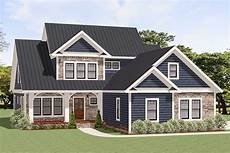 2 story traditional house plans plan 46319la traditional house plan with two story family