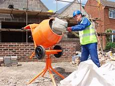 How To Use A Concrete Mixer