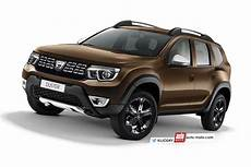 Next Dacia Duster Renault Duster Rendered With New Info