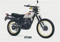 Yamaha Xt 250 - yamaha xt250