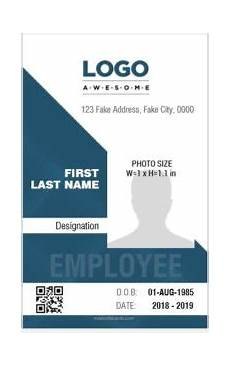blank vertical business card template microsoft word 100 vertical blank id card templates microsoft word id