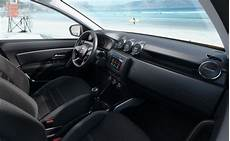 dacia duster interieur dacia duster 2018 l int 233 rieur du nouveau duster 2 en images photo 3 l argus